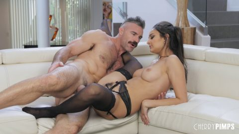 Cherry Pimps - eliza ibarra horny and wet for that cock