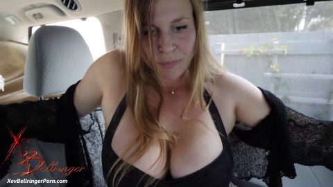 Clips4Sale - Cum In Mommys Pregnant Horny Pussy Xev Belinger