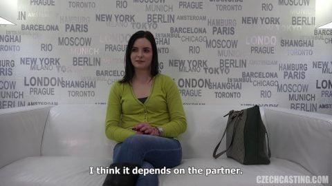 Czech Casting - Julie
