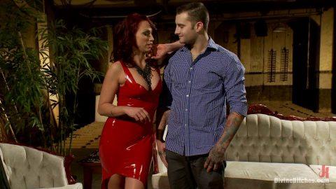 Divine Bitches -  Nicki Hunter and Michael Bridalveil