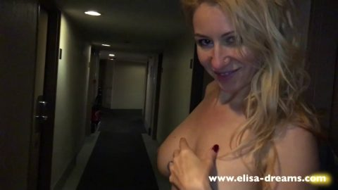 Elisa Dreams -  Drunk And Naked In The Corridors Of The Hotel