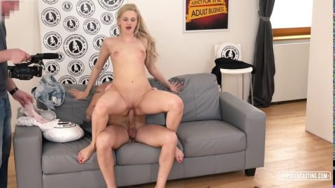 Exposed Casting - Katie Sky