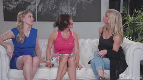 Girl-Girl - lesbian cheating wives 01 riley reyas krissy lynn serene syren scene