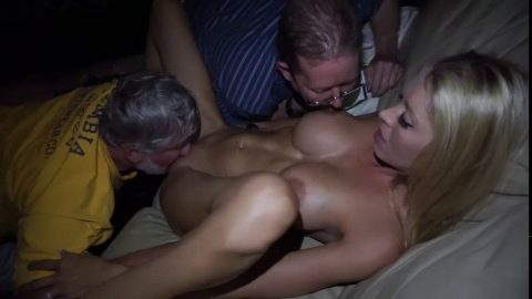 HOLLYHOTWIFE - Old Guys At The Adult Theater