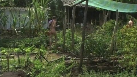 Hegre Exclusive Films - a day in the life of a naturist part 1