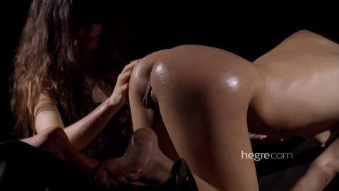 Hegre Massage Films - dominika c orgasmic pussy play massage