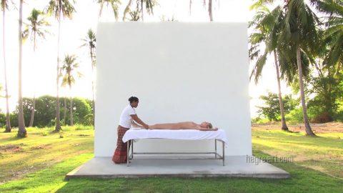 Hegre Massage Films - tropical touch massage