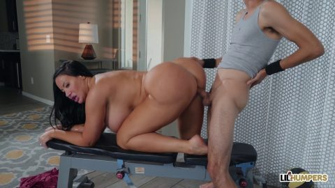 Lil Humpers - Sybil Stallone Fuckstyle Wrestling