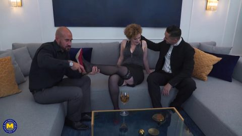 Mature NL -  merce threesome