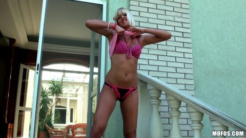 Mofos - Tracy Gold - Two in the Pink