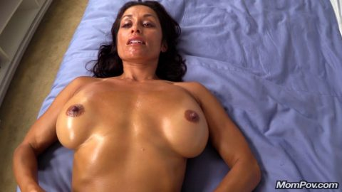 MomPOV - E129 - Lorell - 47 Year Old Beautiful Busty Latina MILF