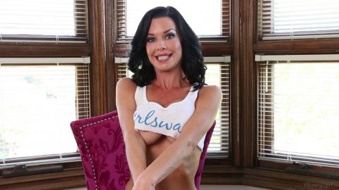 Mommys Girl - INTERVIEW-MommyTakesaSquirt s03 VeronicaAvluv