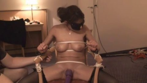 My Dirty Hobby - 1st Girlshouse - Foced Orgasms - Stuhlbondage