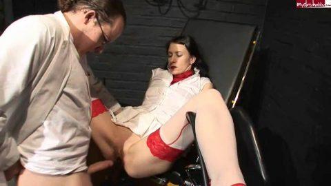 My Dirty Hobby - analschweinchen - Dr. Gyn s Schwanz in Arsch und Fotze