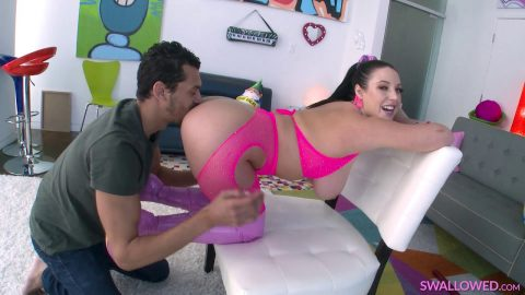 Swallowed - Angela White