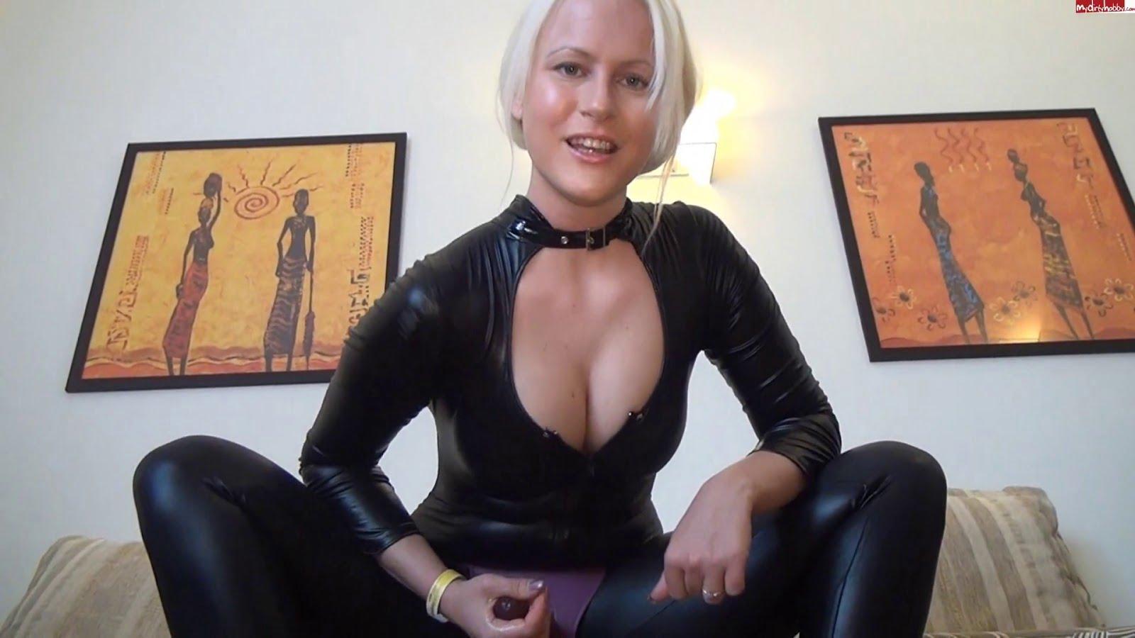 My Dirty Hobby - Blondehexe - Bin ich zu hart oder bist Du